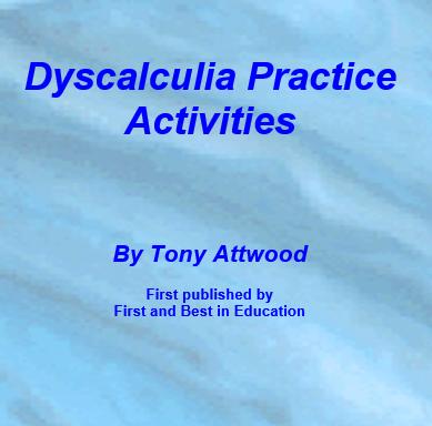 Dyscalculia Practice Activities